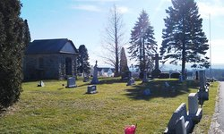 Saint Mary's Byzantine Catholic Cemetery