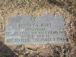 PFC Egbert L. Burt