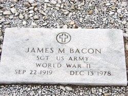 "James Mannon ""Jim"" Bacon"