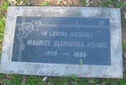 Maurice Glenwood Adams