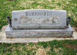 John Frederick Burkhardt