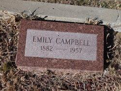 Emily Sherran <I>Mapes</I> Campbell