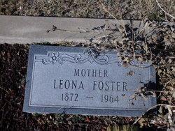 Leona <I>McCants</I> Foster