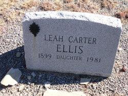 Leah Carter Ellis