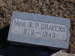 """Mrs S. P. """"Callie?"""" Cravens"""