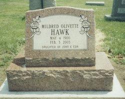 Mildred Olivette Hawk