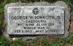 George W. Schroth, Jr