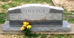 Henry Luetge Sr.