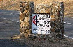 Coopers United Methodist Church Cemetery