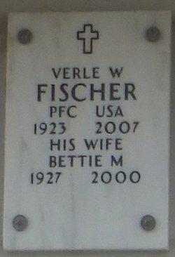 Verle W. Fischer