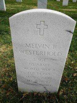 Melvin F Westerhold