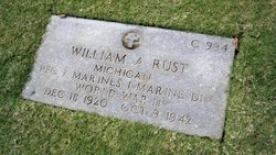 PFC William A Rust