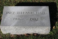 Cloey Inez <I>Ireland</I> Hall