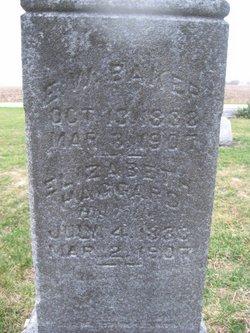 Elias W. Baker