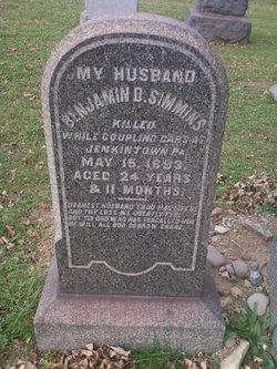 Benjamin David Simmins