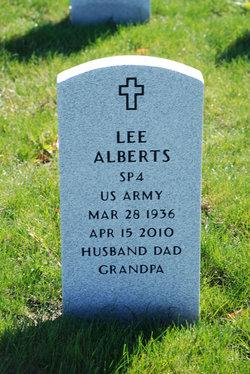 """LeRoy Charles """"Lee"""" Alberts"""