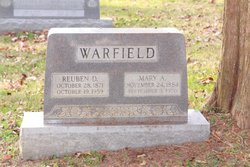 Reuben D. Warfield
