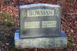 Martha S. Bowman