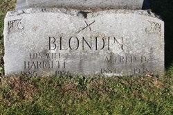 Alfred Daniel Blondin