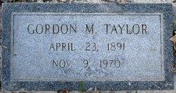 Gordon Mouzon Taylor