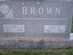 Earl Warren Brown