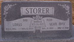 Lorus Storer