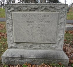 Harriet Elizabeth <I>Starr</I> Dolber