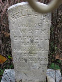 Nellie M Bagwell
