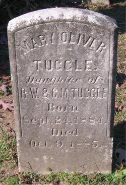 Mary Oliver Tuggle