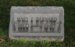 Mary F Barnard