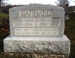 Jennie <I>Swain</I> Barnard
