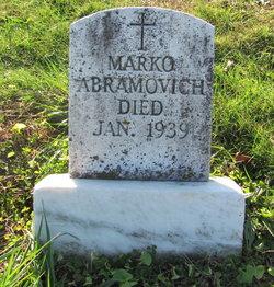 Marko Abramovich