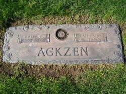 Ralph P Ackzen