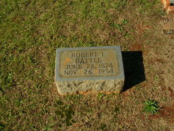 Robert Eugene Battle