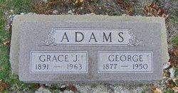 Grace Jean <I>Shaff</I> Adams