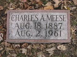 Dr Charles A Meese