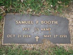 Samuel P Booth
