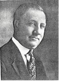 Harry Bruce Pinkerton