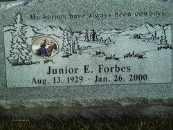 Junior E. Forbes