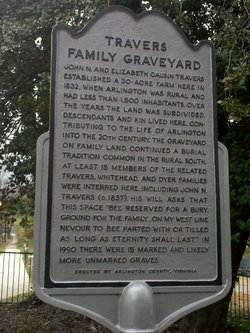 Travers Family Cemetery