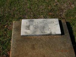 Estelle <I>Athon</I> Allen