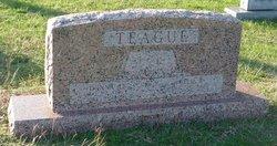 Celia Faye <I>Daniel</I> Teague