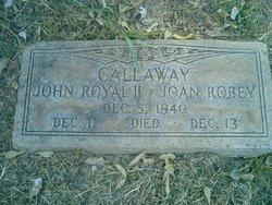 John Royal Callaway, II