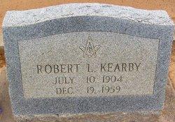 Robert L Kearby