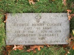 Dorothy Margaret Cooley