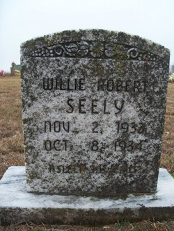 Willie Robert Seely