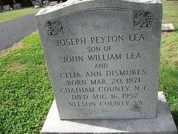 Joseph Peyton Lea, Sr