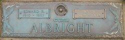Edward R Albright