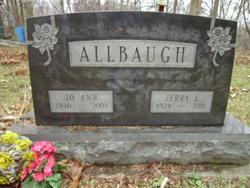 Jo Ann <I>Waymire</I> Allbaugh