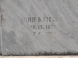 John Beaufort Fields